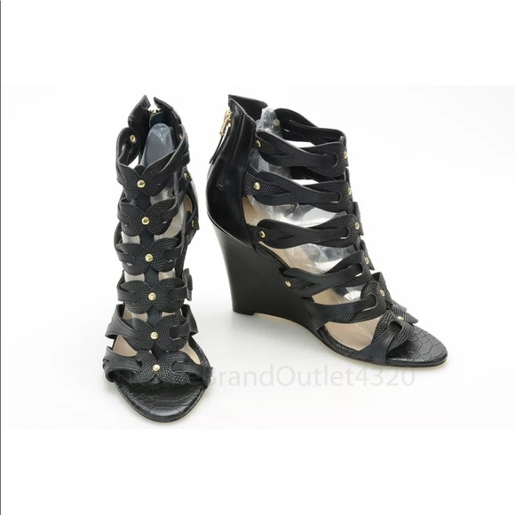 71b6eac6ee2b Guess July wedge sandals 8.5